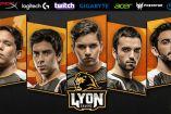Los cinco integrantes de Lyon Gaming están listos para brillar en la LLN