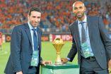 Mohamed Aboutrika, en la Copa Africana de Naciones