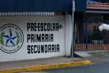Fotografía del Colegio Americano en la ciudad de Monterrey