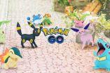 Nuevos personajes de Pokémon Go