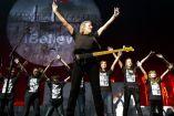 Roger Waters, durante uno de sus conciertos