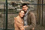 Novak Djokovic, junto a su esposa Jelena Risticel
