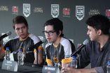 Jirall y Seiya, en conferencia de prensa junto al caster Skyshock