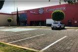 Estacionamiento del Cinemex Tulpetlac