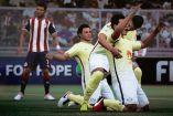 Así festejan los jugadores del América en el FIFA 17