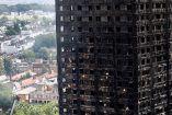 Así terminó el edificio que se incendió en Inglaterra