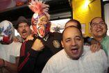Argenis y Psycho Clown festejan el triunfo del Tri