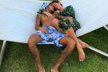 Neymar y Bruna Marquezine, de vacaciones