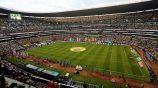 El Estadio Azteca en un partido del América