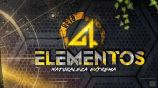 Logotipo del reality show 'Reto 4 Elementos'