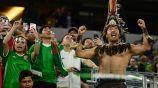Aficionados de México apoyan al Tri en Estados Unidos
