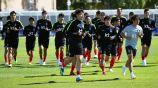 Corea del Sur entrena previo a su debut en Rusia 2018