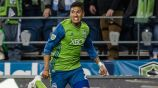 Alfaro es un recio defensa del Seattle Sounders de la MLS