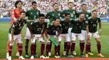 Once inicial de México que enfrentó a Alemania en Rusia