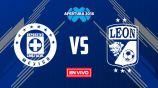EN VIVO Y EN DIRECTO: Cruz Azul vs León