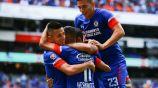 El 'patrullero' celebra gol frente al León