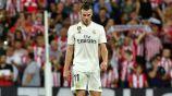 Bale lamenta una falla contra el Athletic en La Liga