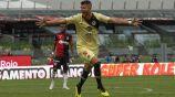 Guido Rodríguez festeja gol de América contra Atlas