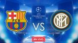 EN VIVO y EN DIRECTO: Barcelona vs Inter