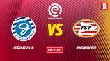 EN VIVO Y EN DIRECTO: De Graafschap vs PSV Eindhoven