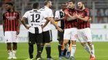 Gonzalo Higuaín 'enloquece' en el duelo frente a Juventus
