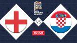 EN VIVO y EN DIRECTO: Inglaterra vs Croacia