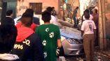 Explosión en un predio en la alcaldía Gustavo A. Madero