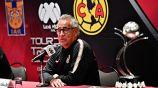 Cuéllar, en el día de medios de la Liga MX Femenil