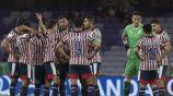Jugadores de Chivas se lamentan en el Mundial de Clubes
