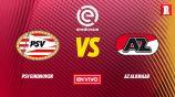 EN VIVO y EN DIRECTO: PSV vs AZ Alkmaar