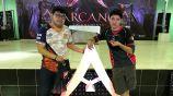 MkLeo y Javi, listos para competir en Ultimate