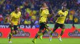 Joshimar Acosta celebra anotación contra Veracruz