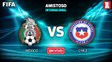 EN VIVO y EN DIRECTO: México vs Chile