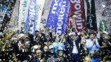 Fuerza Regia festeja el campeonato