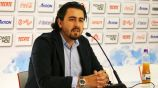 Amaury Vergara Zatarain habla en conferencia de prensa