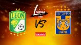 EN VIVO y EN DIRECTO: León vs Tigres