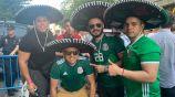 Mexicanos asistieron a Madrid para Final de Champions League