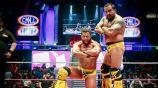 Los Ingobernables festejan el triunfo en el ring