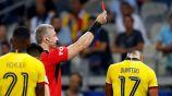 José Quintero, defensa de Ecuador, es expulsado en Copa América