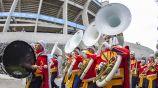 Banda del Centro Escolar Fuego Azteca