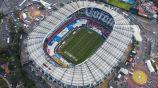 Vista del Estadio Azteca