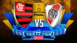 EN VIVO Y EN DIRECTO: Flamengo vs River Plate