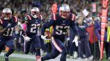 Kyle Van Noy se escapa con el balón a touchdown