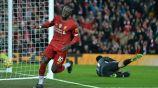 Sadio Mané marcó el gol del triunfo