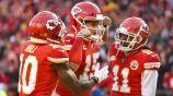 Los Chiefs amarranla victoria sobre los Titans