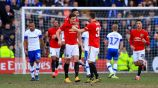 Manchester United goleó a equipo de Cuarta División