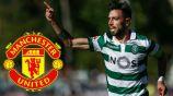Manchester United oficializó a Bruno Fernandes