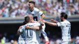 Pumas goleó al Atlético de San Luis en Ciudad Universitaria