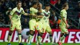Amércia venció a Rayados en el 'Gigante de Acero'