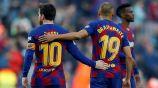 raithwaite: 'No voy a lavar mi ropa porque Messi me abrazó'